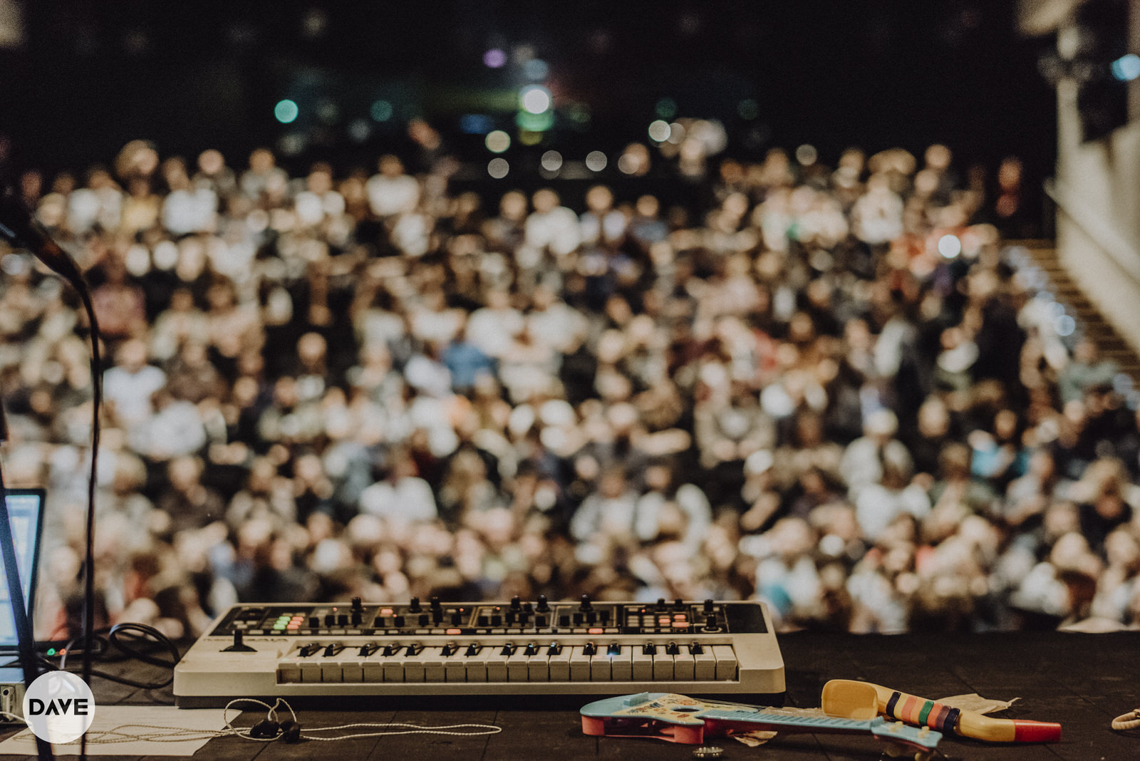 Vorverkauf | Advance Ticket Sale • DAVE Festival